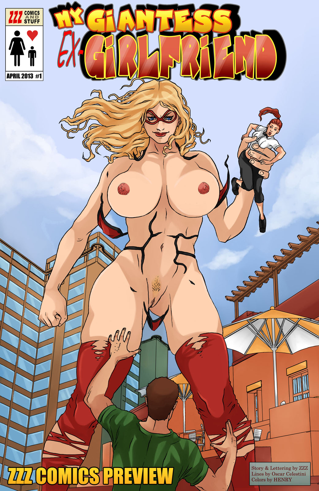 Giantess club porno hentai photos