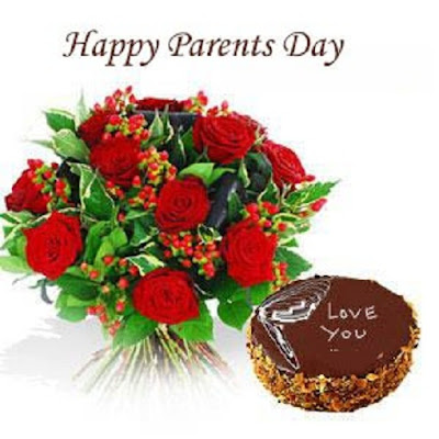 Happy Parents Day Flowers