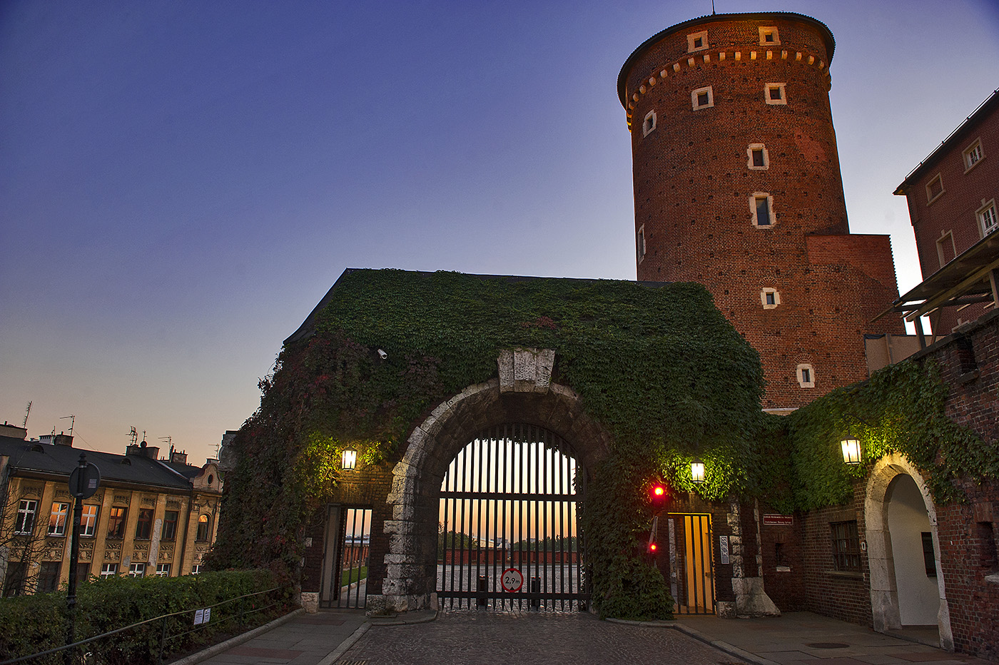 Krakow Poland Castle