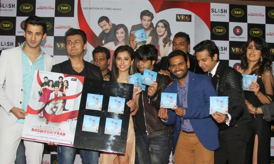 Audio release of 'Badmashiyaan - Fun Never Ends'