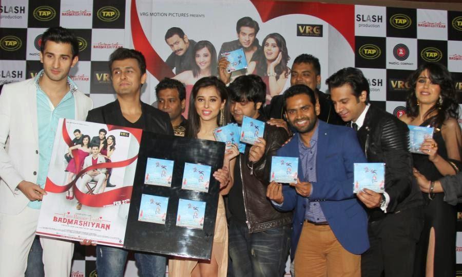 Audio release of 'Badmashiyaan - Fun Never Ends'