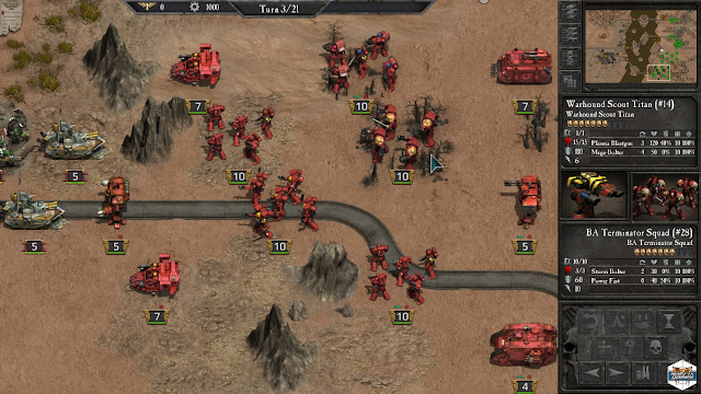 Warhammer 40,000: Armageddon - The Final Fight + Update v1.04  + CRACK [FREE]