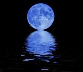 Η Σελήνη στο Νερό