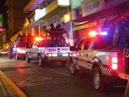 Policía Estatal concluye operativo por fin de semana largo