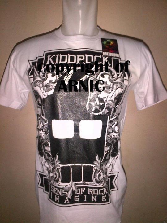 ... Kiddrock Murah, toko grosir murah kaos kiddrock murah kaos kiddrock