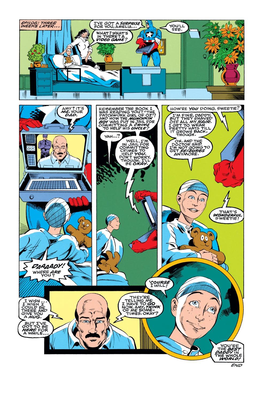 Captain America (1968) Issue #424 #374 - English 23