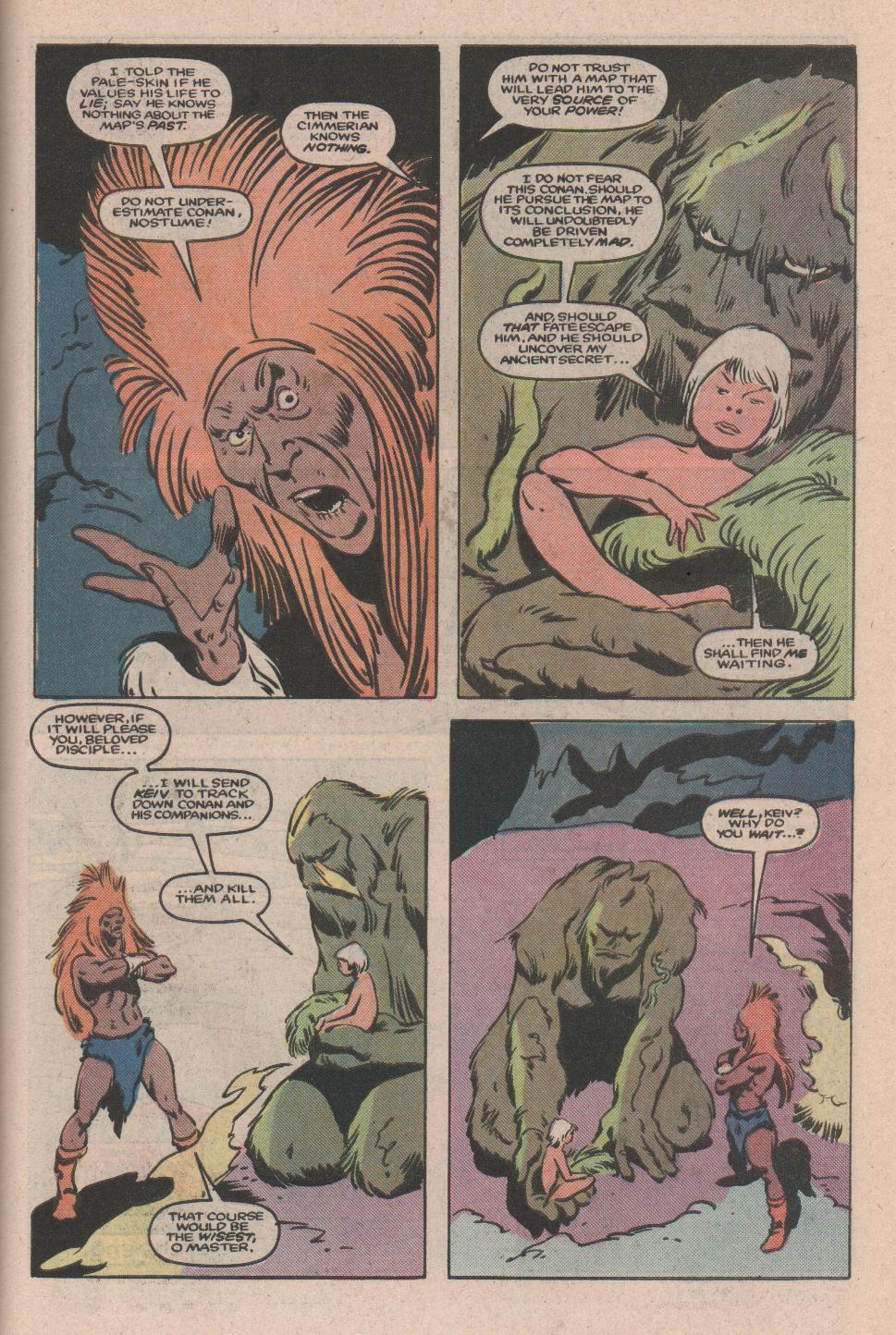 Conan the Barbarian (1970) Issue #173 #185 - English 22