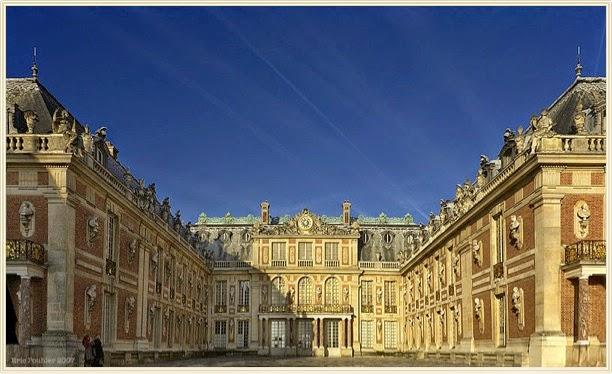 Le ch teau de versailles - Photo chateau de versailles ...