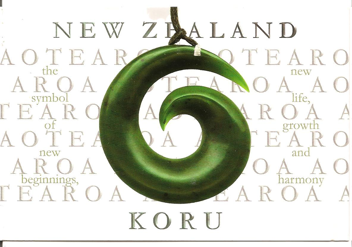 Maori symbol of strength images symbol and sign ideas my postcard page new zealand the koru buycottarizona biocorpaavc