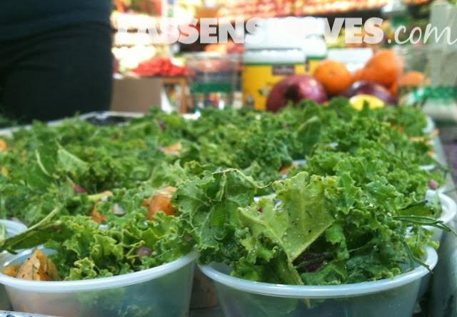 tangerine+kale++salad, kale+salad