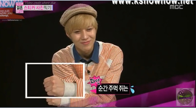shinee taemin wgm screencap 5