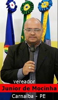 Vereador Júnior de Mocinha