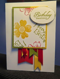 sing scraps Zena Kennedy Stampin Up independent demonstrator