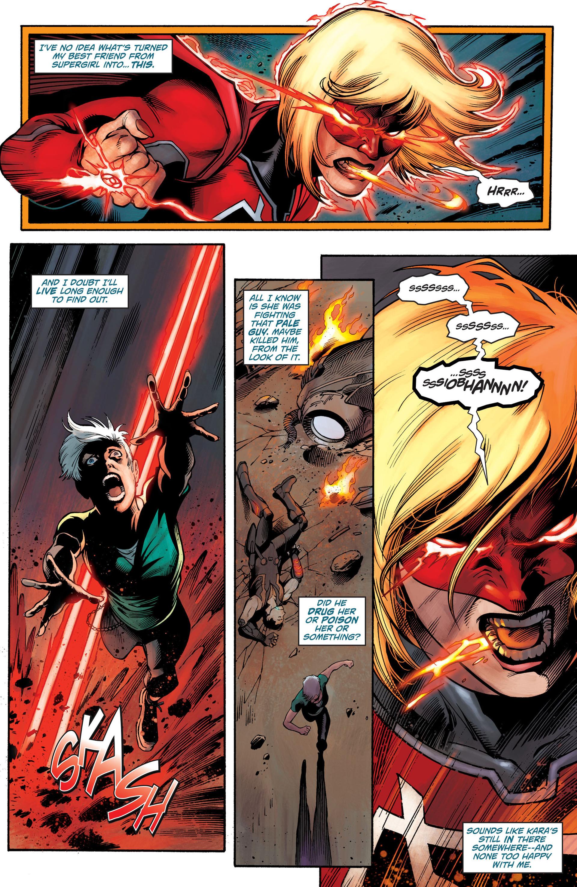 Supergirl (2011) Issue #29 #31 - English 5