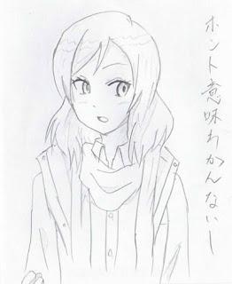 maki nishikino by sanata asakawa