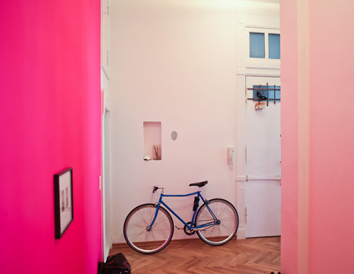 Dirtbin designs more neon pastel for Neon paint walls