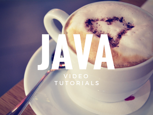 Best Free Video Tutorials to learn Java online