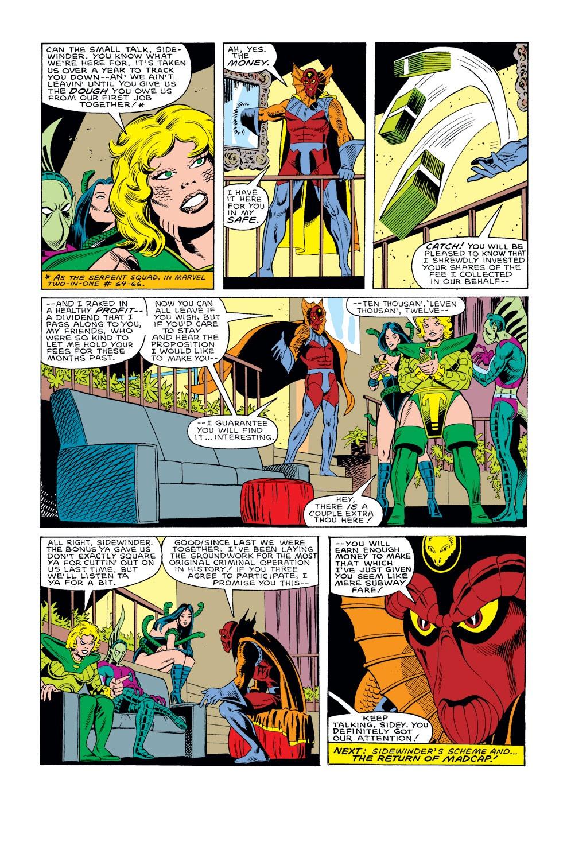 Captain America (1968) Issue #308 #236 - English 23