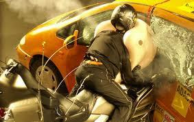 เสื้อแจ็คเก็ตแอร์แบ็ค Airbag Motorcycle Jacket
