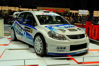 suzuki race car