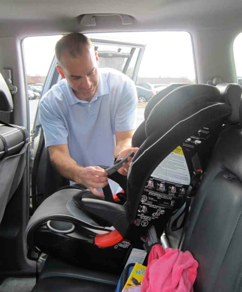 Car Seat Installation Check Charlotte Nc