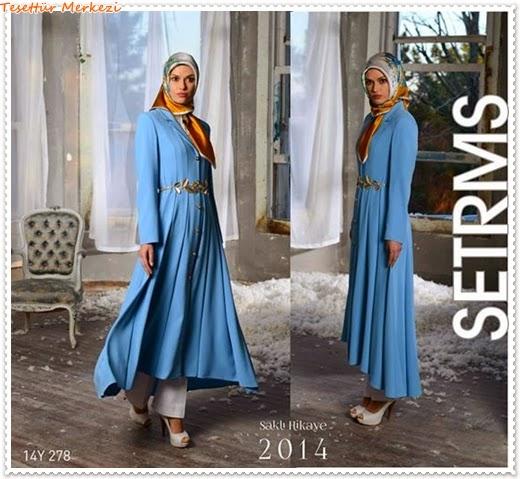 """Setrms 2014 İlkbahar Yaz """"Saklı Hikaya"""" Kolleksiyonu"""