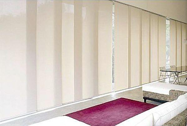 Muebles y decoraci n de interiores paneles japoneses para - Cortinas estilo japones ...