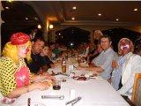 Jantar Beneficiente da VIVA com todos Parceiros e Patrocinadores na Churrascaria Grill 2000 Freg. Ó