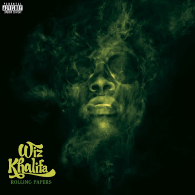 wiz khalifa rolling papers cover art. Wiz Khalifa - Rolling Papers