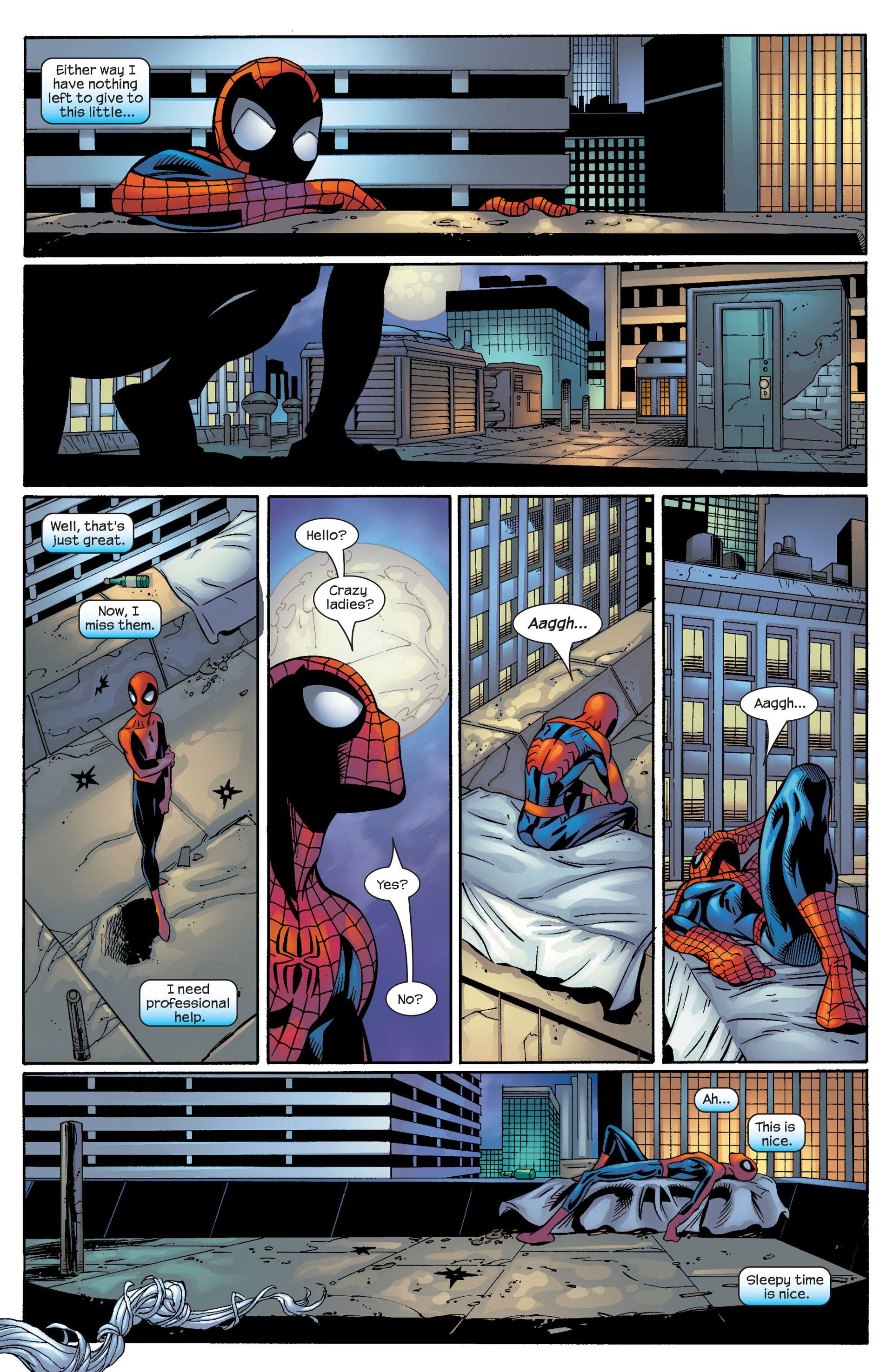 Ultimate Spider-Man (2000) Issue #52 #56 - English 15