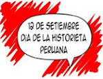 12 de Setiembre Da de la Historieta Peruana