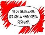 12 de Setiembre Día de la Historieta Peruana
