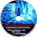 Label DVD Atividade Paranormal Dimensão Fantasma