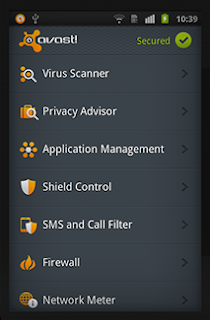 Avast Mobile Security & Antivirus-