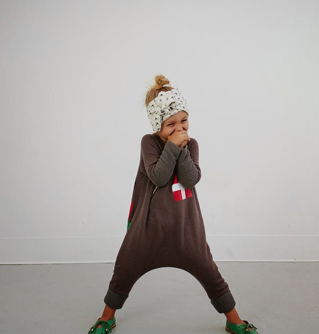 Cool jumpsuit by Duchess and Lion - kids clothes made in the USA