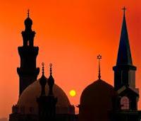 masjid dan gereja