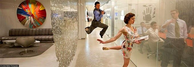 A dança e a vida profissional