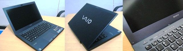 jual laptop sony vaio bekas core i3