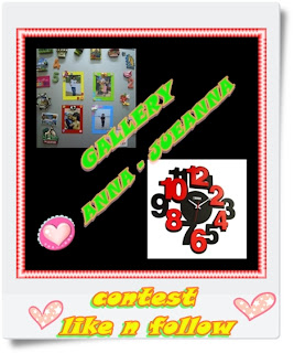 "Contest ""LIKE DAN FOLLOW"" - Gallery aNNA-JuEaNNa"