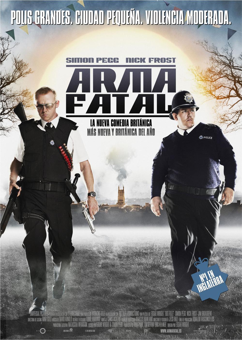 Arma Fatal (2007)
