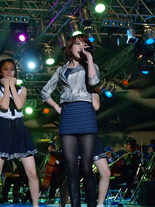 IU artis korea penyanyi top