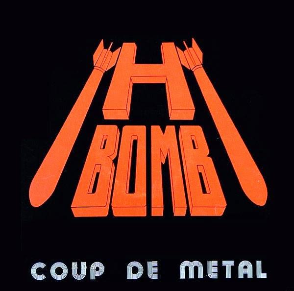 H-Bomb - Coup de Metal (1983)