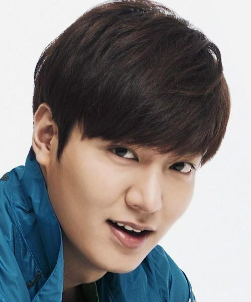 Lee Min Ho hairstyles and fashion