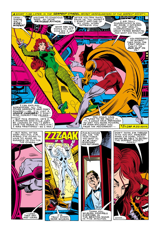 Captain America (1968) Issue #315 #243 - English 7