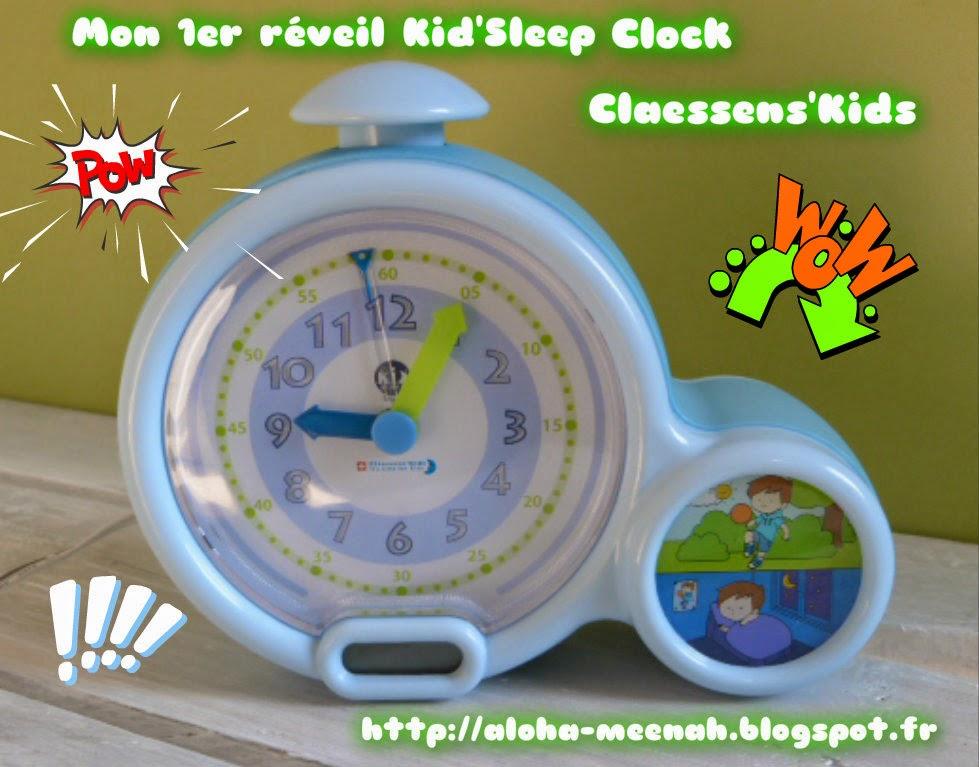 meenah mon 1er r veil kid sleep clock de claessens 39 kids. Black Bedroom Furniture Sets. Home Design Ideas