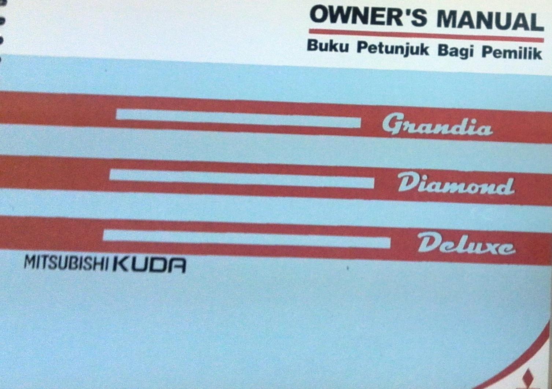 Fabulous Komunitas Mitsubishi Kuda Semarang Download Buku Manual Wiring Database Denligelartorg