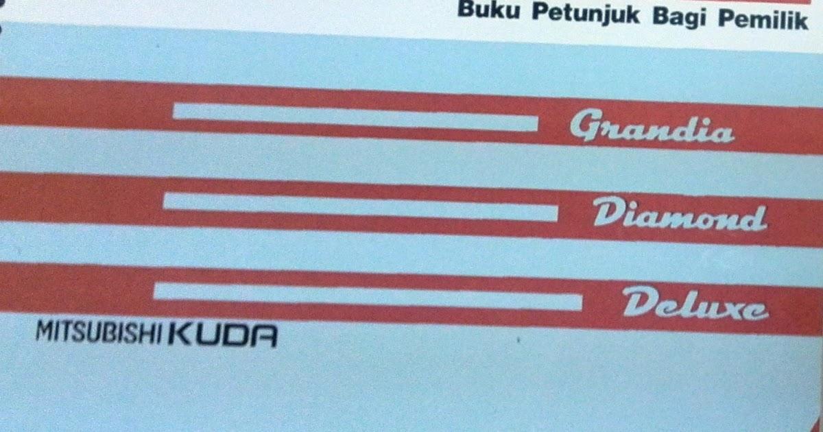 Wiring Diagram Mitsubishi Kuda Diesel - ( Simple Electronic Circuits ) •
