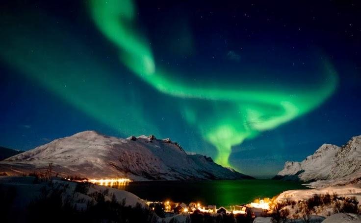 Aurora Boreal (Noruega)