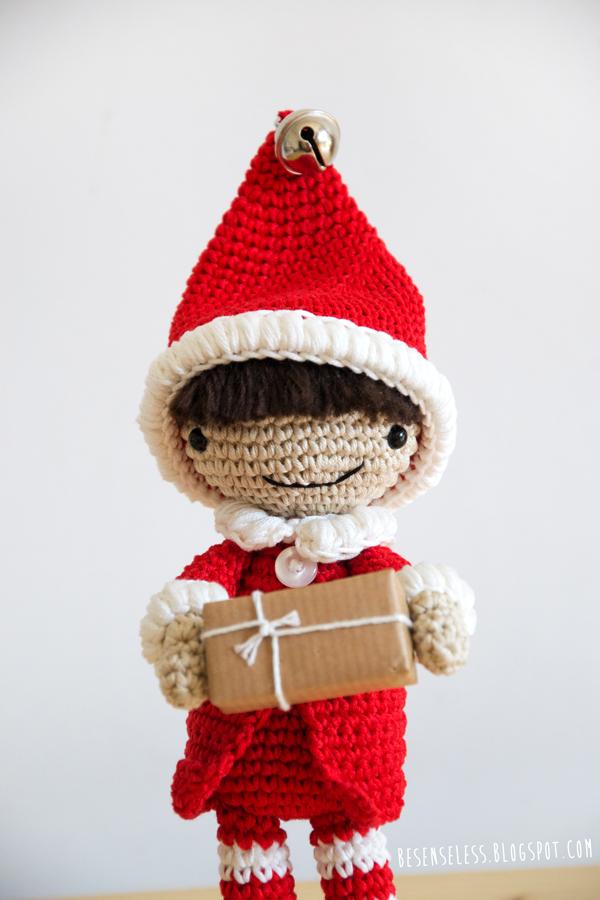 Christmas Elves Amigurumi : Airali design. Where is the Wonderland? Crochet, knit and ...