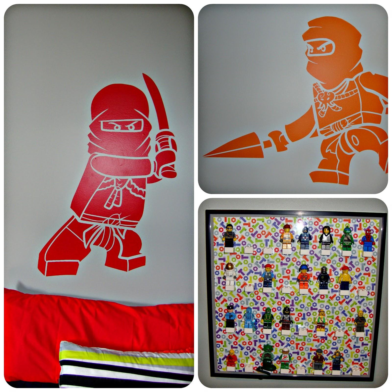 Chambre Lego